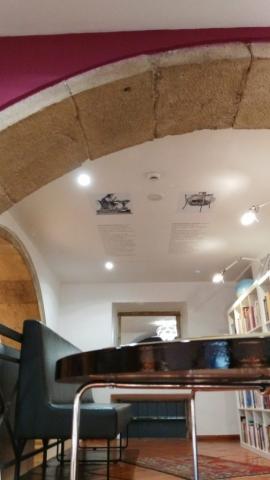 Decoração de Interiores em Vinil de Cor Recortado
