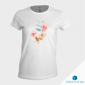 Tshirt Senhora Flores